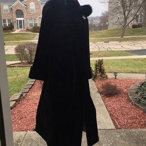 Genuine Sheered Mink Coat
